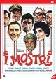 Cover Dvd DVD I mostri