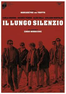 Il lungo silenzio (DVD) di Margarethe Von Trotta - DVD