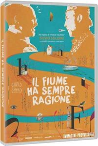 Il fiume ha sempre ragione (DVD) di Silvio Soldini - DVD