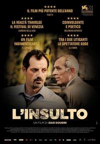 Cover Dvd L' insulto (Blu-ray)
