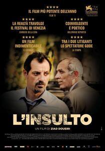 L' insulto (DVD) di Ziad Doueiri - DVD