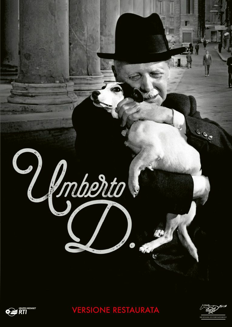Cover Dvd DVD Umberto D