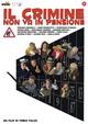 Cover Dvd DVD Il crimine non va in pensione
