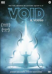 The Void. Il vuoto (DVD) di Jeremy Gillespie,Steven Kostanski - DVD