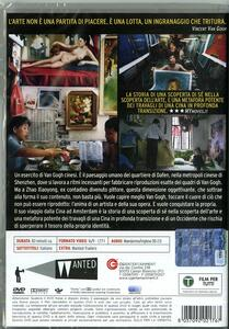 Alla ricerca di Van Gogh (DVD) di Haibo Yu,Tianqi Kiki Yu - DVD - 2