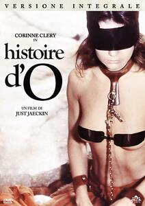 Histoire d'O. Versione integrale (DVD) di Just Jaeckin - DVD