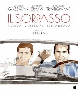 Il sorpasso (Blu-ray) di Dino Risi - Blu-ray