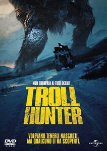 Troll Hunter (Blu-ray) di André Ovredal - Blu-ray
