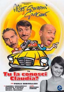 Tu la conosci Claudia? (DVD) di Massimo Venier - DVD