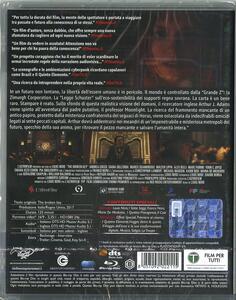 The Broken Key (Blu-ray) di Louis Nero - Blu-ray - 2