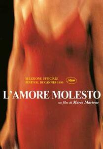 L' amore molesto (Blu-ray) di Mario Martone - Blu-ray
