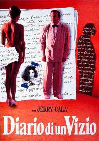 Cover Dvd DVD Diario di un vizio