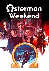 Cover Dvd Osterman Weekend (Blu-ray)