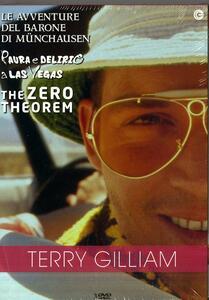 Cofanetto Terry Gilliam (3 DVD) di Terry Gilliam