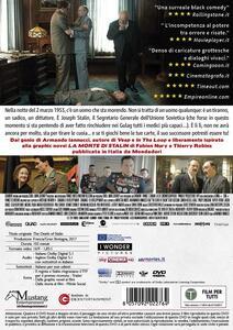 Morto Stalin se ne fa un altro (DVD) di Armando Iannucci - DVD - 2