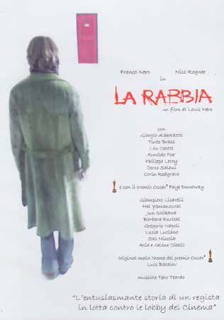 Cover Dvd DVD La rabbia