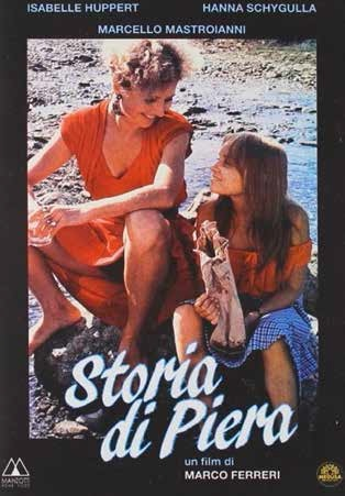 Cover Dvd DVD Storia di Piera