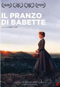 Il pranzo di Babette (DVD) di Gabriel Axel - DVD