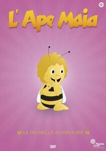 L' ape Maia. Le più belle avventure (DVD) di Hiroshi Saito,Seiji Endo,Mitsuo Kaminashi - DVD