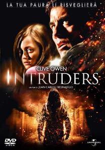 Intruders (DVD) di Juan Carlos Fresnadillo - DVD