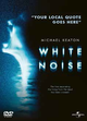 Cover Dvd DVD White Noise - Non ascoltate