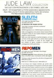 Collezione Jude Law (2 DVD) di Kenneth Branagh,Miguel Sapochnik - 2
