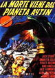 Cover Dvd DVD La morte viene dal pianeta Aytin