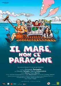 Il mare, non c'è paragone (DVD) di Eduardo Tartaglia - DVD