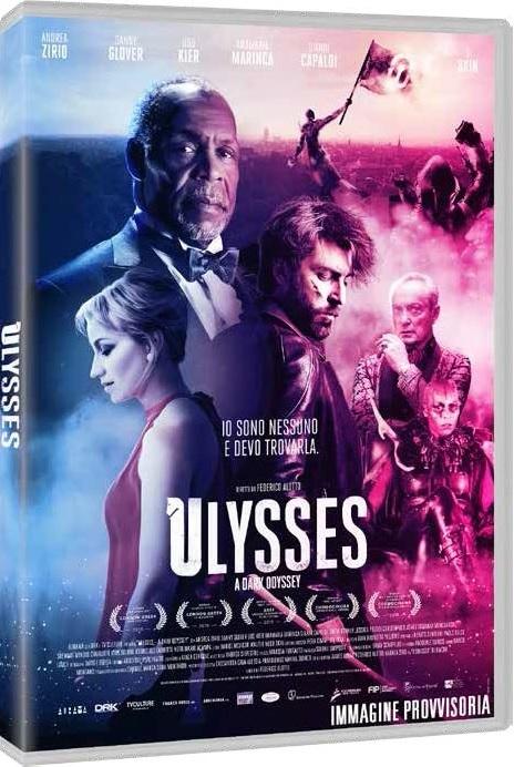 Cover Dvd DVD Ulysses: A Dark Odyssey