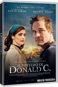 Il mistero di Donald C (DVD) di James Marsh - DVD