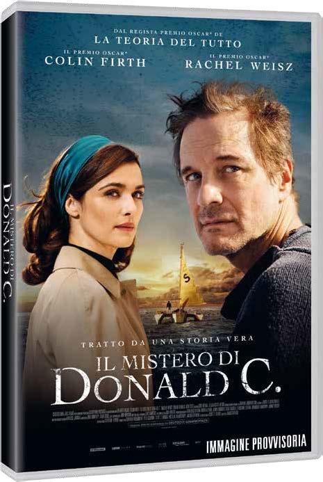 Cover Dvd DVD Il mistero di Donald C.
