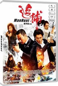 Cover Dvd Manhunt (Blu-ray)