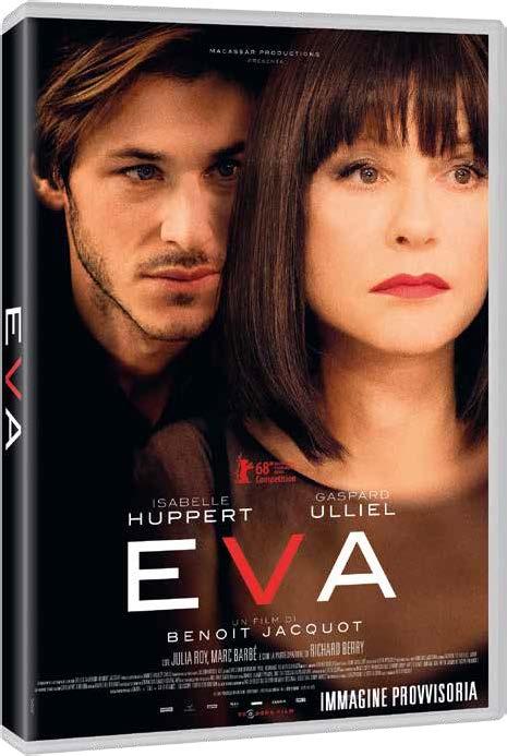 Cover Dvd DVD Eva