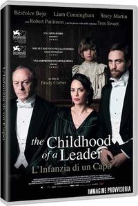 Cover Dvd L' infanzia di un capo (DVD)