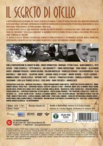 Il segreto di Otello (DVD) di Francesco Ranieri Martinotti - DVD - 2