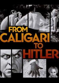 Cover Dvd Da Caligari a Hitler (DVD)