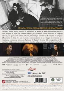 Da Caligari a Hitler (DVD) di Rudiger Suchsland - DVD - 2