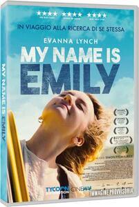 My Name is Emily (DVD) di Simon Fitzmaurice - DVD