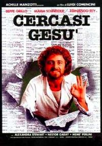 Cover Dvd Cercasi Gesù (DVD)