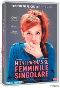 Montparnasse. Femminile singolare (DVD) di Léonor Sérraille - DVD
