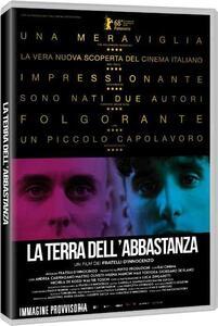 La terra dell'abbastanza (DVD) di Fabio D'Innocenzo,Damiano D'Innocenzo - DVD