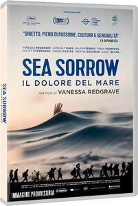 Il dolore del mare. Sea Sorrow (DVD) di Vanessa Redgrave - DVD