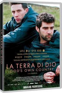 La terra di Dio. God's Own Country (DVD) di Francis Lee - DVD