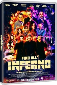 Cover Dvd Fino all'inferno (DVD)