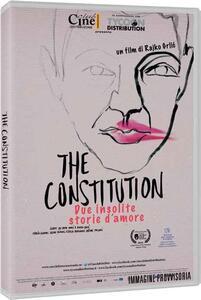 The Constitution. Due insolite storie d'amore (DVD) di Rajko Grlic - DVD