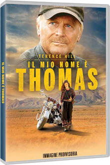 Il mio nome è Thomas (DVD) di Terence Hill - DVD