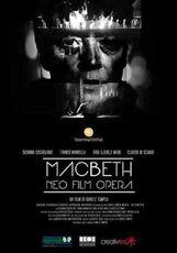 Film Macbeth. Neo film opera (DVD) Daniele Campea