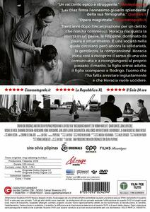 The Woman Who Left (DVD) di Lav Diaz - DVD - 2
