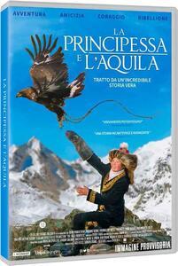 La principessa e l'aquila (DVD) di Otto Bell - DVD