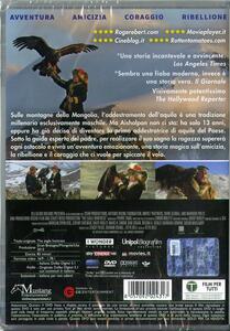 La principessa e l'aquila (DVD) di Otto Bell - DVD - 2